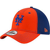 New Era Men's New York Mets 39Thirty Team Front Neo Stretch Fit Hat