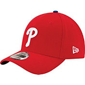 New Era Men's Philadelphia Phillies 39Thirty Classic Red Stretch Fit Hat