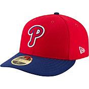 New Era Men's Philadelphia Phillies 59Fifty Diamond Era Red Low Crown Fitted Hat