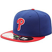 New Era Men's Philadelphia Phillies 59Fifty Alternate Royal Authentic Hat