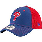 New Era Men's Philadelphia Phillies 39Thirty Team Front Neo Stretch Fit Hat