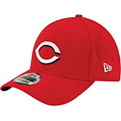 New Era Men's Cincinnati Reds 39Thirty Classic Red Stretch Fit Hat