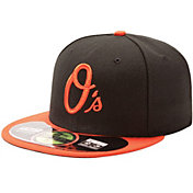 52ad93ced71 Product Image · New Era Men s Baltimore Orioles 59Fifty Alternate Black  Authentic Hat