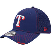 New Era Men's Texas Rangers 39Thirty Royal Neo Stretch Fit Hat