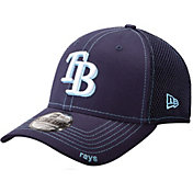 new arrival fe05b 4a524 Product Image · New Era Men s Tampa Bay Rays 39Thirty Neo Navy Stretch Fit  Hat