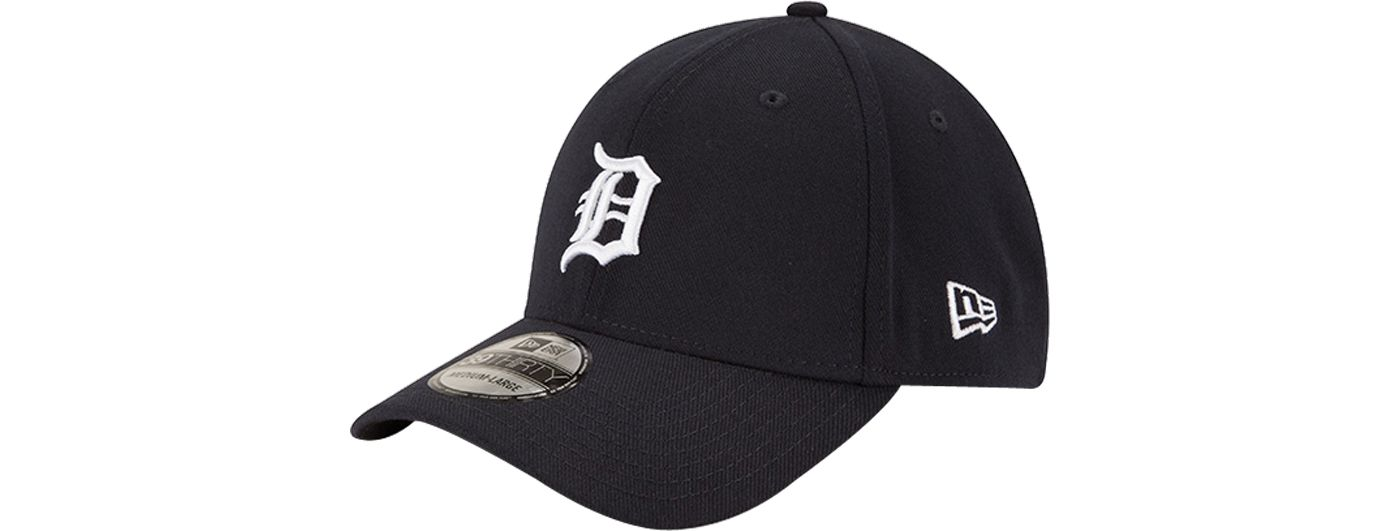 New Era Men's Detroit Tigers 39Thirty Classic Navy Stretch Fit Hat
