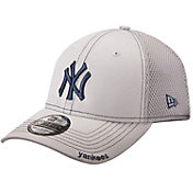 Product Image · New Era Men s New York Yankees 39Thirty Neo Grey Stretch  Fit Hat c1519436f57