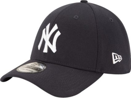 2b77a2cd70ab1 New Era Men s New York Yankees 39Thirty Classic Navy Stretch Fit Hat ...