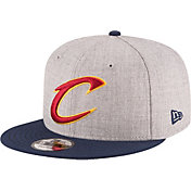 New Era Men's Cleveland Cavaliers 9Fifty Adjustable Snapback Hat