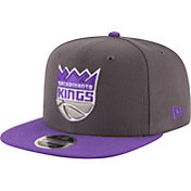 New Era Men's Sacramento Kings 9Fifty Adjustable Snapback Hat