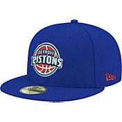 New Era Men's Detroit Pistons 59Fifty Royal Fitted Hat