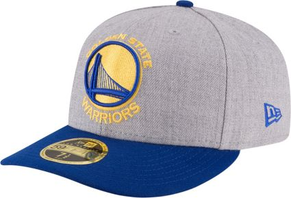 ... Golden State Warriors 59Fifty Low Crown Grey Fitted Hat. noImageFound 66fdce71369