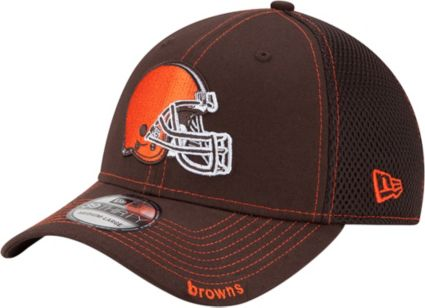 New Era Men s Cleveland Browns 39Thirty Neo Brown Stretch Fit Hat.  noImageFound a2649f360