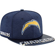 New Era Men's Los Angeles Chargers 2017 NFL Draft 9Fifty Adjustable Navy Hat