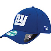 dd196407ba5421 Product Image · New Era Men's New York Giants League 9Forty Adjustable Blue  Hat
