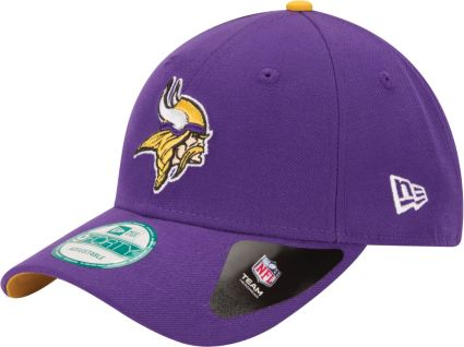 New Era Men s Minnesota Vikings 9Forty League Adjustable Purple Hat.  noImageFound b80d596ae1b