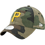 New Era Women's Pittsburgh Pirates 9Twenty Camo Preferred Pick Adjustable Hat