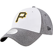 New Era Women's Pittsburgh Pirates 9Twenty Sparkle Shade White/Grey Adjustable Hat