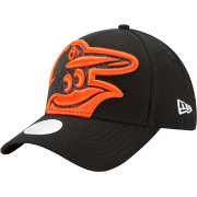 New Era Women's Baltimore Orioles 9Forty Glitter Glam Adjustable Hat