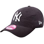 New Era Women's New York Yankees 9Forty Essential Navy Adjustable Hat