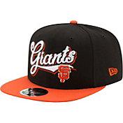 New Era Youth San Francisco Giants 9Fifty Adjustable Hat