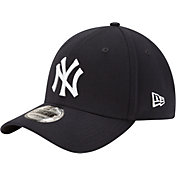 New Era Youth New York Yankees 39Thirty Classic Navy Stretch Fit Hat