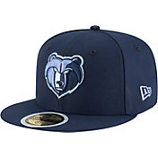 New Era Youth Memphis Grizzlies 59Fifty Navy Fitted Hat