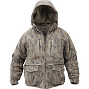 Natural Gear Men's Ultimate Fleece Full Zip Hunting Jacket