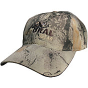 Natural Gear Men's Logo Camo Hat