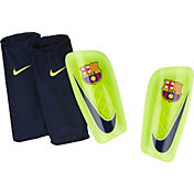 Nike FC Barcelona Mercurial Lite Soccer Shin Guards