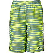 Nike Boys' Blurred 9'' Volley Shorts