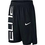 Nike Boys' Dry Elite Basketball Shorts