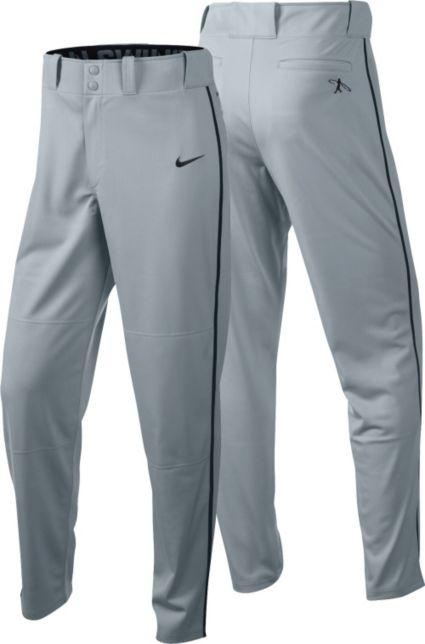 2bbf79c640e Nike Boys  Swingman Dri-FIT Piped Baseball Pants