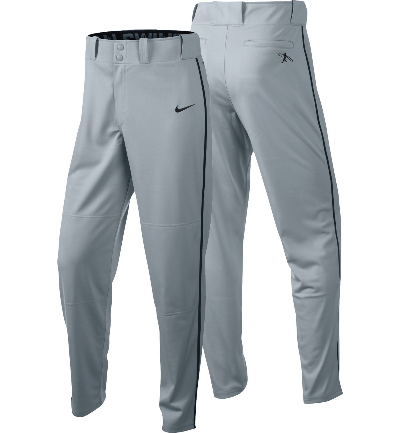 Nike Boys' Swingman Dri-FIT Piped Baseball Pants