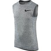 Nike Boys' Dri-FIT Muscle Sleeveless Shirt