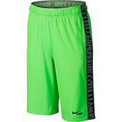 Nike Boys' Fly Printed Lacrosse Shorts