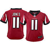 Nike Boys' Home Game Jersey Atlanta Falcons Julio Jones #11
