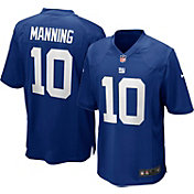 Nike Boys' Home Game Jersey New York Giants Eli Manning #10