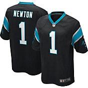 9c757e3c2 Product Image · Nike Boys  Home Game Jersey Carolina Panthers Cam Newton  1