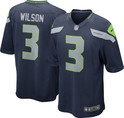 e15a270bc Nike Boys  Seattle Seahawks Russell Wilson  3 Home Game Jersey. noImageFound