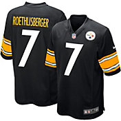 Nike Boys' Home Game Jersey Pittsburgh Steelers Ben Roethlisberger #7