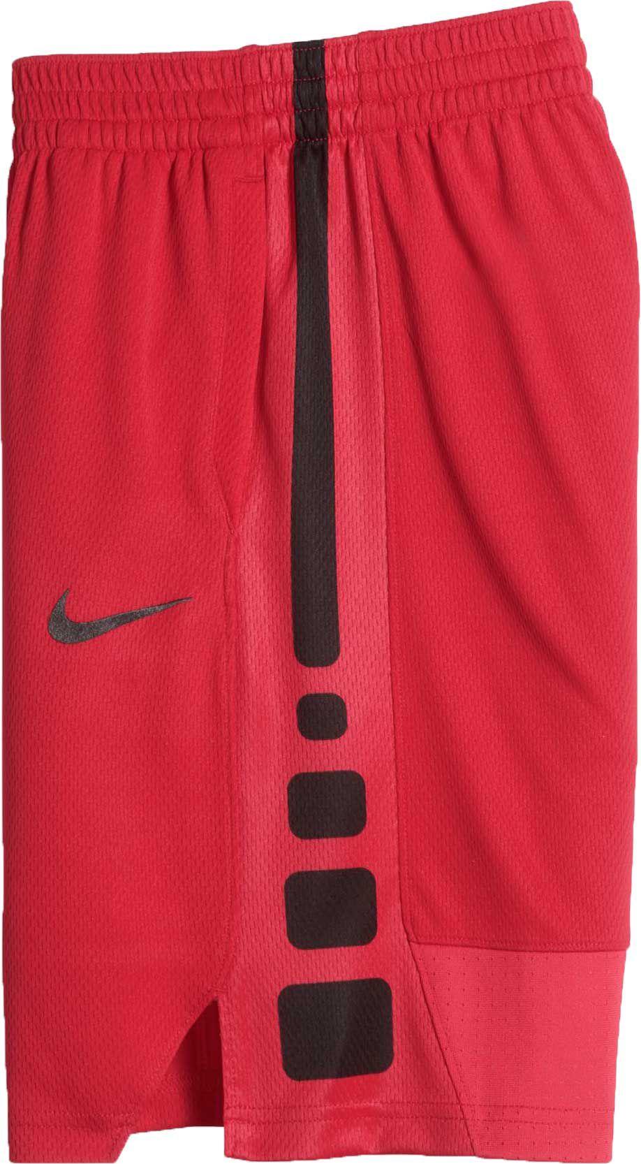 87c12abef9e5 Nike Boys  Dry Elite Stripe Basketball Shorts