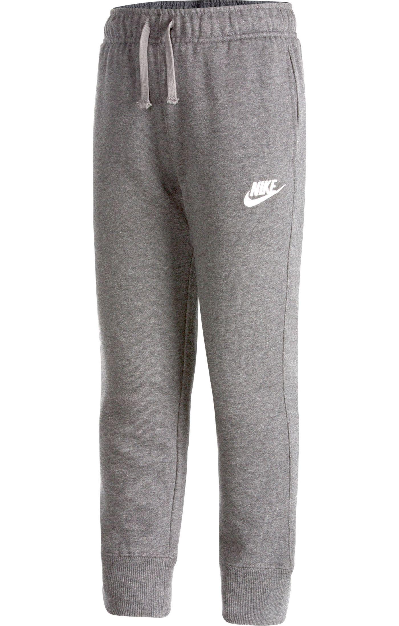 Nike Little Boys' Club Fleece Ribbed Cuff Pants