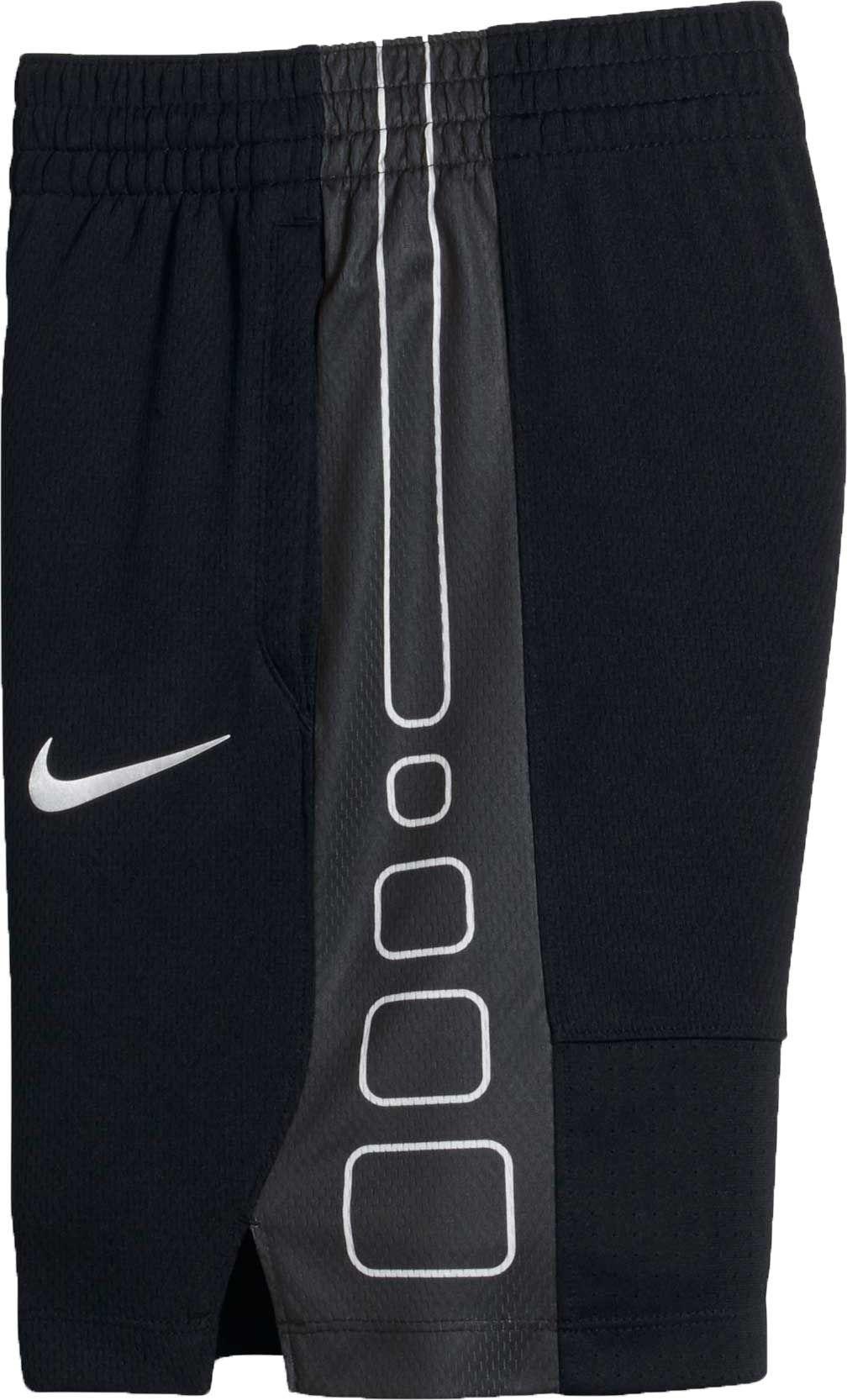 dfa2bfc00cb9 Mens Basketball Shorts Nike Elite Stripe Dark Grey Xqh40952 Vast