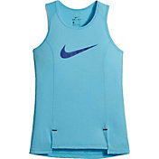Nike Girls' Dry Basketball Tank Top
