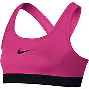 Nike Girls' Pro Graphic Sports Bra