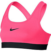 Nike Girls' Pro Compression Sports Bra