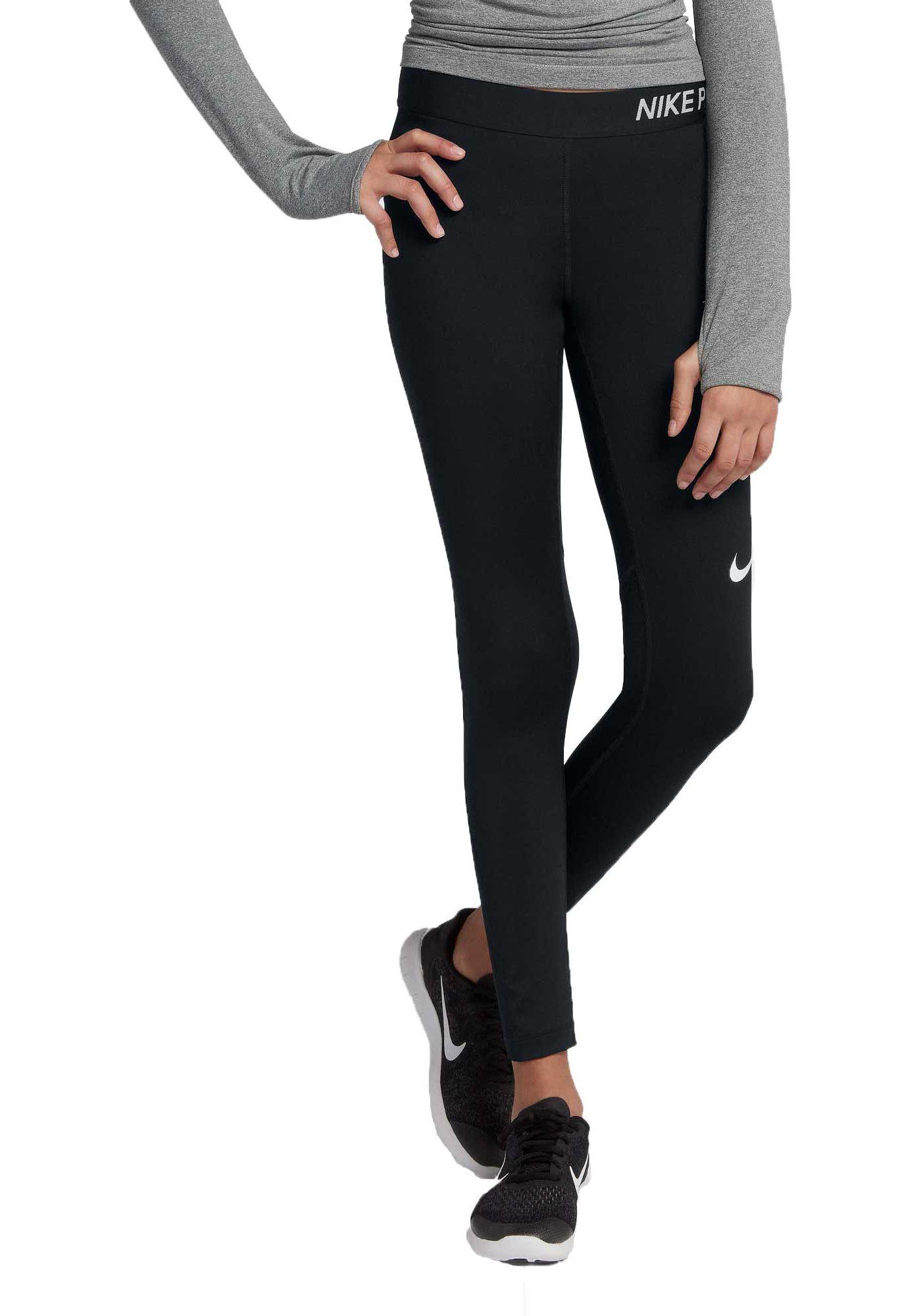 Nike Girls' Pro Cool Tights
