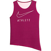 Nike Girls' Breath Side Tie Tank Top