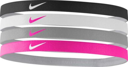 Nike Girls  Assorted Headbands – 4 Pack  7f3a9bacf04